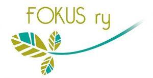 Kulttuuri- ja uskontofoorumi Fokus ry:n logo.